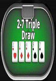 2-7 Triple Draw Tips pokermtt.com